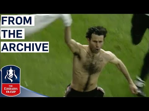 Manchester United v Arsenal - FA Cup Semi Final 1999 | Classics