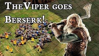 TheViper Goes Berserk!
