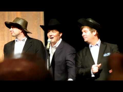 Booth Brothers (Dont Fence Me In / Tradin the Old Cross) 06-14-12