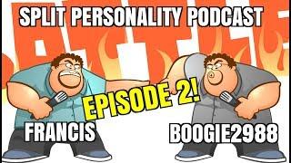 TanaCon vs Vidcon?? - Split Personality Podcast
