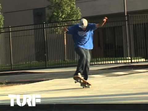 ON THE TURF w/ VITOR BORGER - FAKIE BIGGERSPIN MANNY