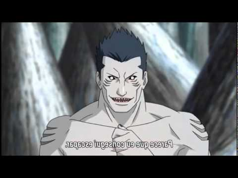 AMV- Gai (with bee and naruto) vs Kisame Round 3\last - final batlle