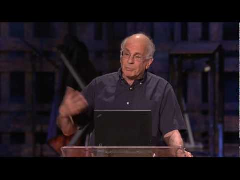 The riddle of experience vs. memory   Daniel Kahneman