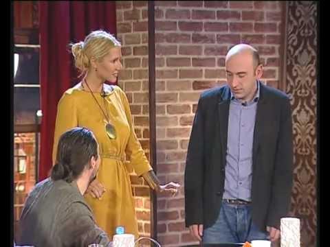 Kacebis Show me-4 gadacema stumari - Nuki Koshkelishvili 13.05.2012