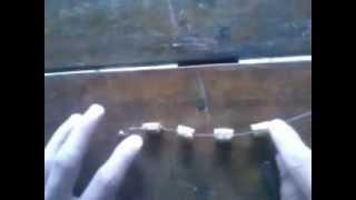 como fazer flutuadores de cortiça