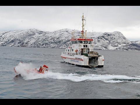 "Shipsforsale Sweden Norwegian Rescue ship ""Ulabrand"" for sale."
