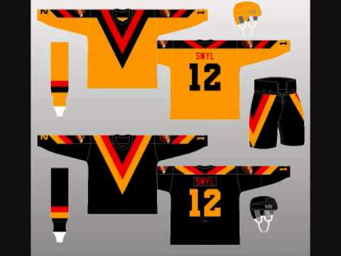 Top 10 Ugliest NHL Jerseys Of All Time #1
