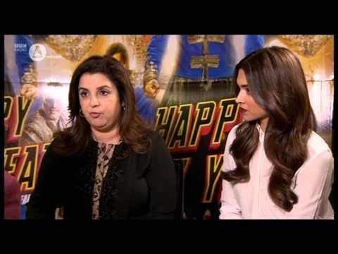 Deepika & Farah get quizzed on the HNY boys!
