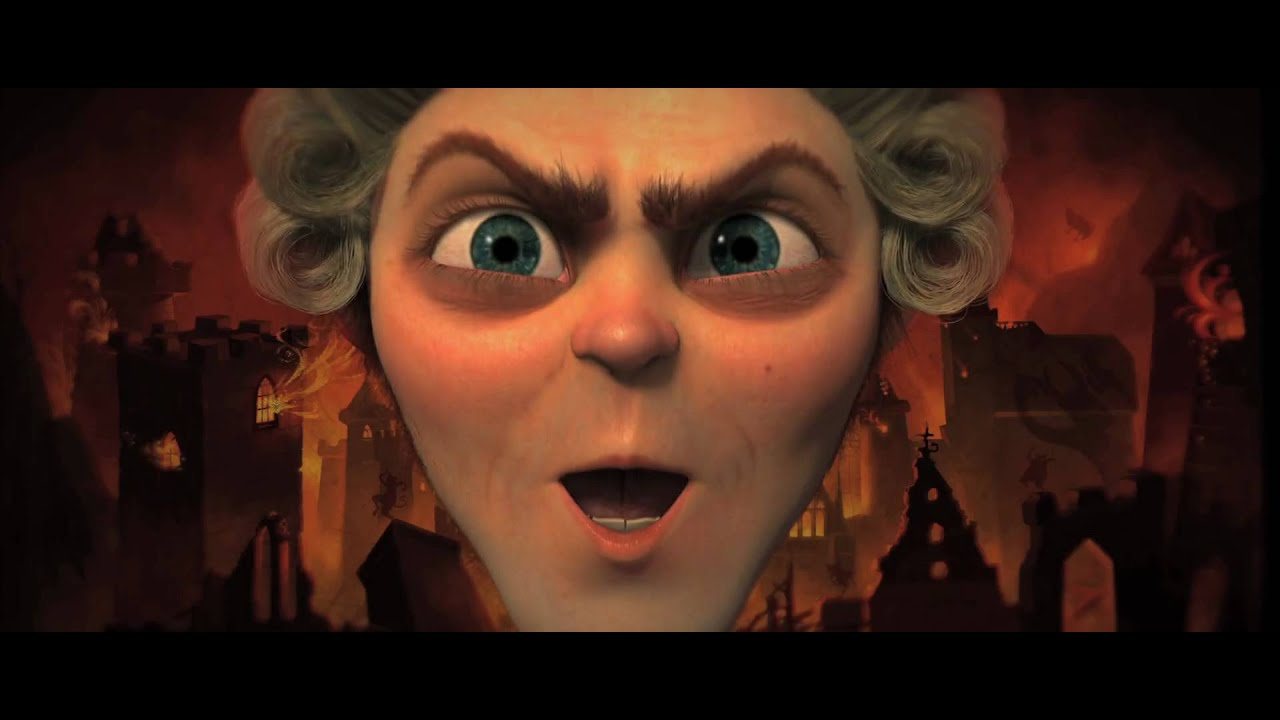 shrek forever after theatrical trailer2 hd 1080p youtube