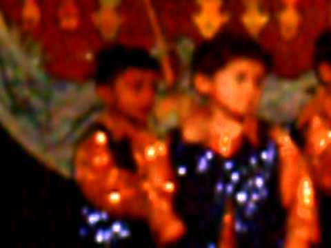 Dance Program at Hiramani School