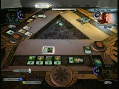 Magic The Gathering: Duels of the Planeswalkers Review - TheGamerBot.com