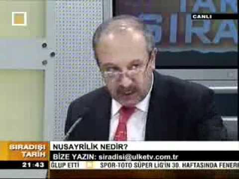 Siradisi Tarih 10-03-2012 Mehmet Çelik Nusayrilik part8 son