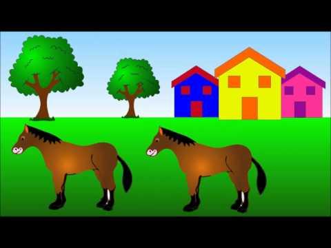 I cavalli del re   Canzoni per bambini   Filastrocca