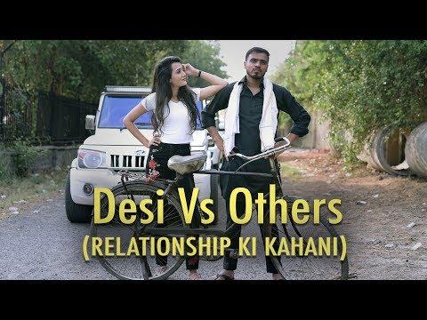 Desi Vs Others ( Relationship Ki Kahani ) - Amit Bhadana thumbnail