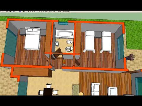 ¿Cómo diseñar un dormitorio? Tutorial Parte 2 de 2