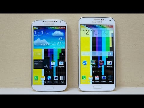 Galaxy S5 vs Galaxy S4: What's Gotten Better - and Worse