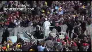 Romereports Vaticano Videos del Papa Francisco Homilias - El Vaticano se prepara para la primera audiencia general del Papa tras el parón del verano