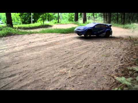 Headquake's RC - #189 (Rally track) July23 2014