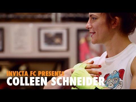 Invicta FC 11: Colleen Schneider Interview