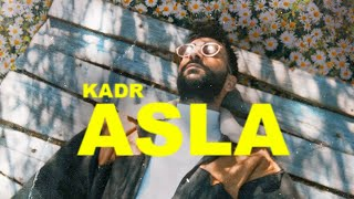 KADR - Asla (OFFICIAL VIDEO) #evdekal #stayhome