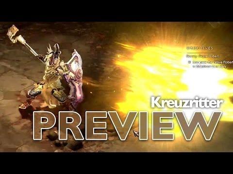 Diablo 3: Reaper of Souls - Kreuzritter   Was kann die neue Klasse?   Review