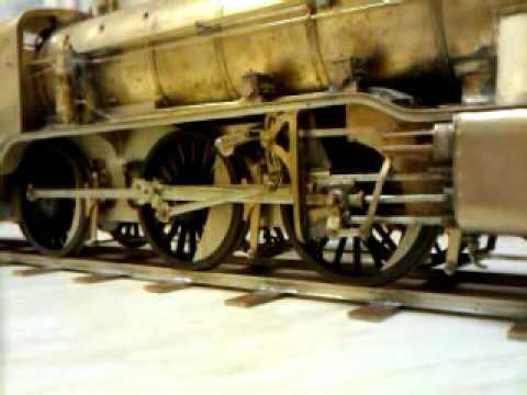 K2 Working Brakes and Reverser
