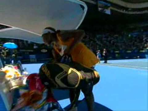 Serena Williams vs Urszula Radwanska 2010 Highlight part 2