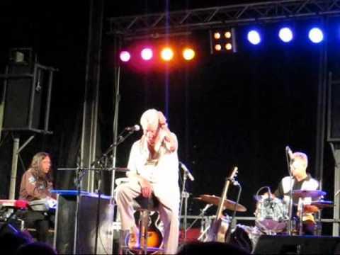 John Hammond Quartet in concerto ai giardini estensi