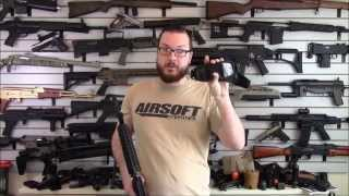 Getting Started in Airsoft: How to Safely and Effectively Run your First AEG