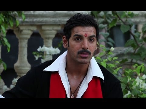 John Abraham's Nose Bleeding - Shootout At Wadala
