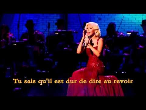 Hurt - Christina Aguilera (stfr) video