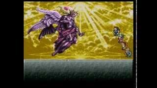 Final Fantasy VI(Snes) Final Boss - Kefka
