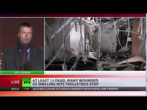 OSCE Ukraine Monitoring Mission chief updates RT on Donetsk atrocity aftermath