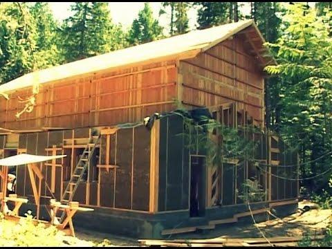 дачный домик - Дачный домик-пошаговая технология строительства - 0