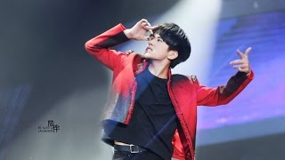 【TFBOYS FANS' TIME】易烊千玺舞蹈SOLO《TURN UP THE MUSIC》饭拍Fancam BY LongRoad