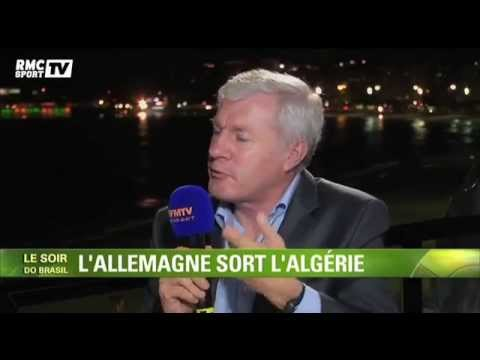 Football / La Dream Team analyse le match Allemagne - Algérie - 01/07