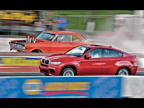 2010 BMW X6 M Triathlon - CAR and DRIVER