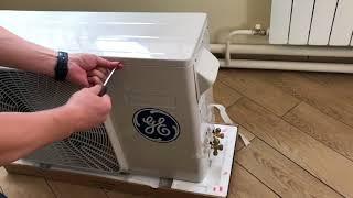 Обзор кондиционера General Electric (GE Appliances) серии Prime