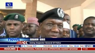 Buhari Approves Ibrahim Idris As Acting IGP