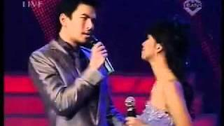 Putri Ayu ft. Christian Bautista _quot;Please Be Careful Wit.flv