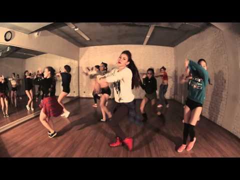 Dance Group BLOSSOM | InnaShow choreography | B.Ames – No scrubs (TLC)