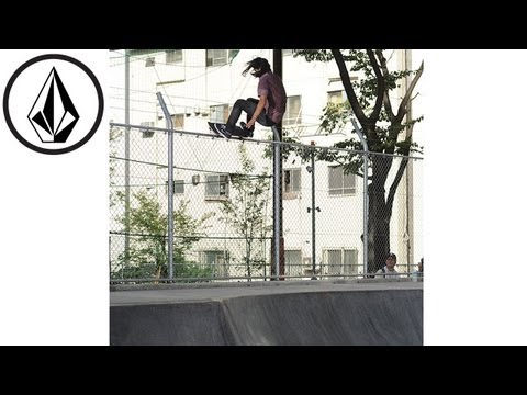 Volcom Japan Recovery Tour