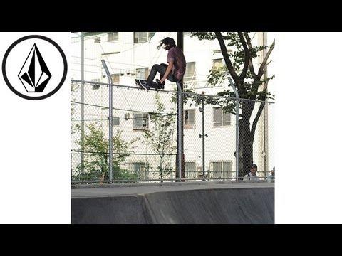 Volcom Japan Recovery Tour