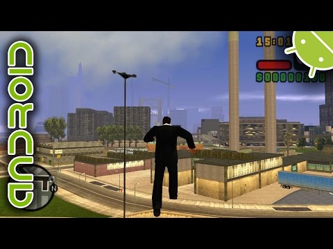 Grand Theft Auto: Liberty City Stories   NVIDIA SHIELD Android TV (2015)   PPSSPP [1080p]   PSP