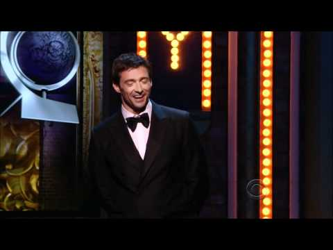 Tony Awards 2011 - Hugh Jackman & Neil Patrick Harris - Dueling Hosts