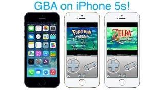 How To: GBA emulator on iPhone 5s iOS 7 (No Jailbreak) emu4ios