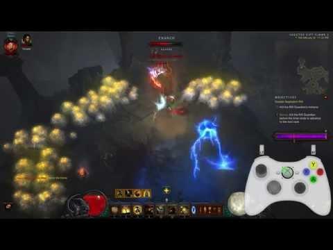 Diablo 3 PC Controller [Full Guide In Description]