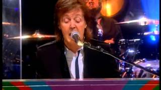 Paul McCartney New live : amazing performance Graham Norton 18 October 2013