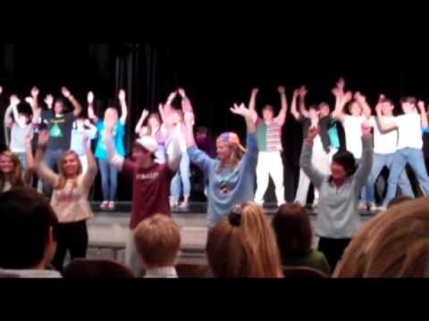 Episcopal High School Class of 2012 Flash Mob