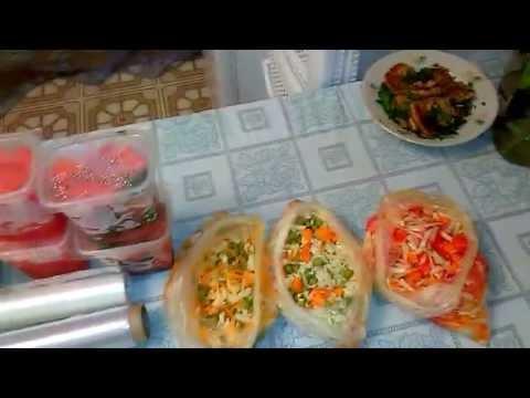 Овощное рагу, замораживаем овощи на зиму, морозим помидоры на зиму, замороженные помидоры